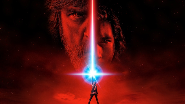 The Last Jedi Movie Poster